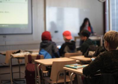 poika-luokassa